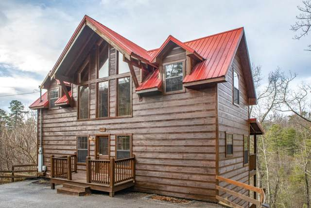 1827 Beach Front Drive, Sevierville, TN 37876 (#1141992) :: Tennessee Elite Realty