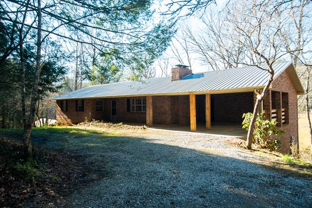 110 Indian Creek Tr, Townsend, TN 37882 (#1142000) :: Catrina Foster Group