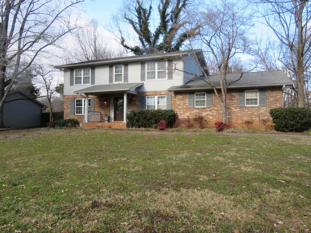 9813 Tallahassee Drive, Knoxville, TN 37923 (#1142266) :: Catrina Foster Group