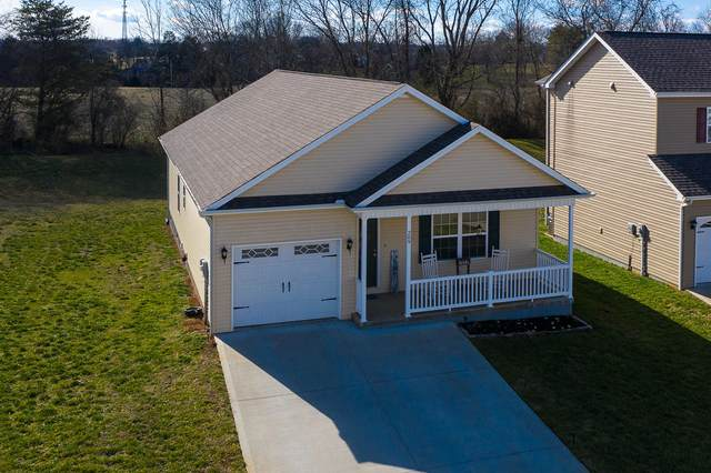 209 Heritage Crossing Drive, Maryville, TN 37804 (#1142278) :: Realty Executives Associates