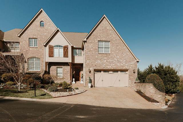 6901 Alden Glen Way, Knoxville, TN 37919 (#1142282) :: Billy Houston Group