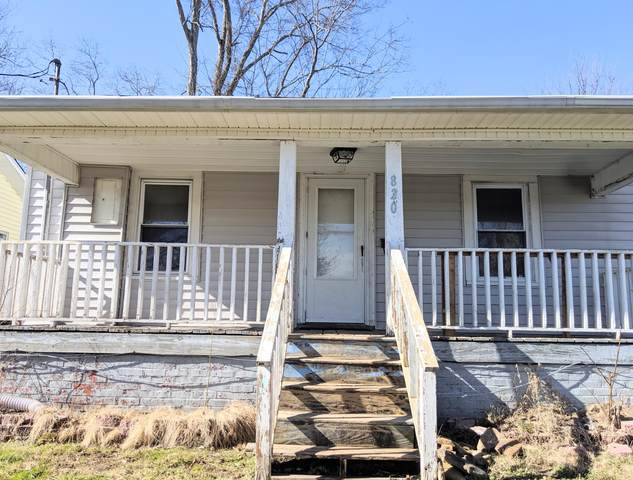 820 Medaris St, Clinton, TN 37716 (#1142347) :: Tennessee Elite Realty