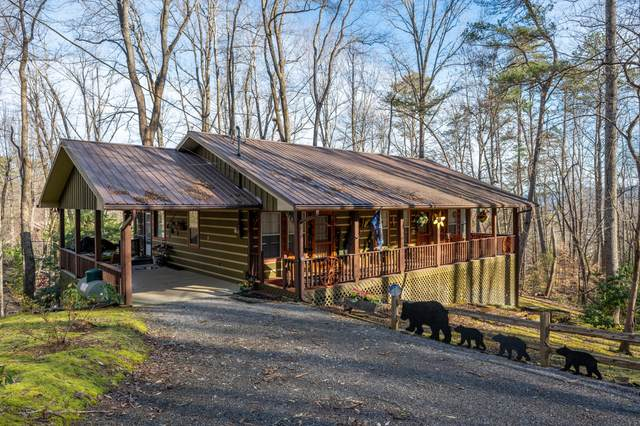 4029 Ole Smoky Way, Sevierville, TN 37862 (#1142398) :: Tennessee Elite Realty