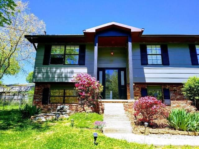 640 Sleepy Hollow Rd, Oliver Springs, TN 37840 (#1142404) :: Tennessee Elite Realty