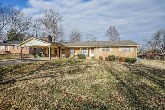 219 Merritt Rd, Maryville, TN 37804 (#1142421) :: Billy Houston Group