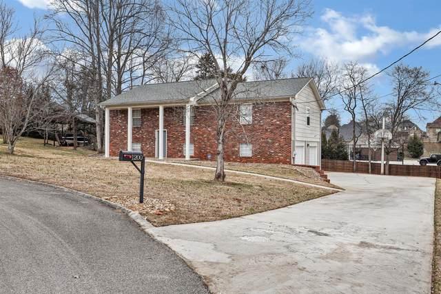 1200 Southbreeze Circle, Knoxville, TN 37919 (#1142461) :: Realty Executives Associates