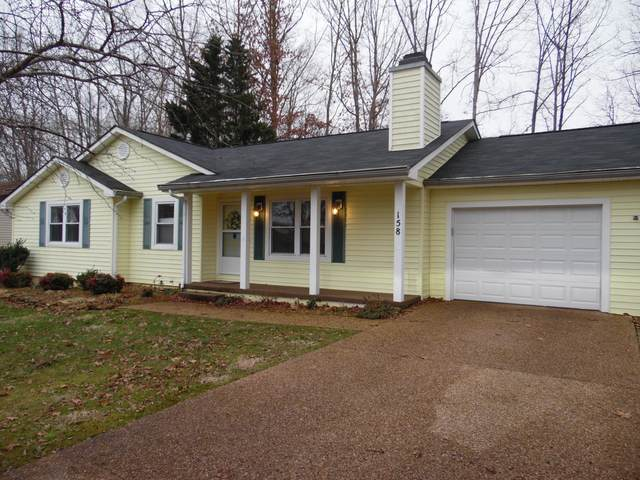158 Dovenshire Drive, Crossville, TN 38558 (#1142538) :: Billy Houston Group