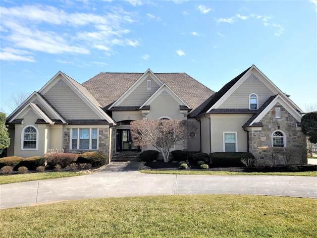 3724 Riverbrook Drive, Louisville, TN 37777 (#1142598) :: The Cook Team