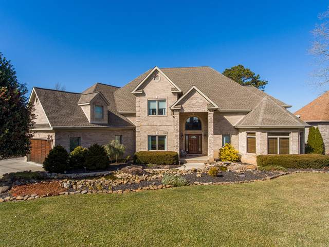 424 Cayuga Drive, Loudon, TN 37774 (#1142601) :: Billy Houston Group