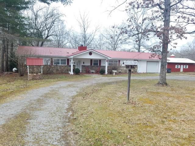 441 Tom Welch Rd, Crossville, TN 38571 (#1142619) :: Billy Houston Group