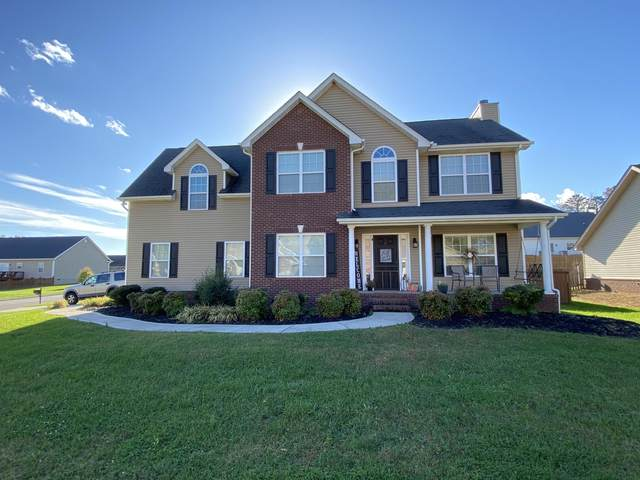 2907 Miles Rd, Maryville, TN 37804 (#1142681) :: The Cook Team