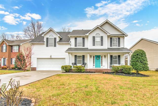 3410 Rocky Path Lane, Knoxville, TN 37931 (#1142719) :: Tennessee Elite Realty