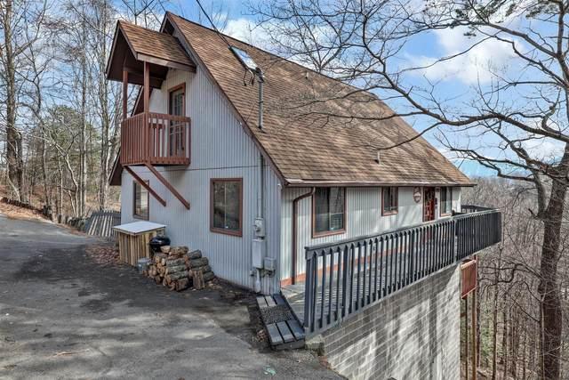1037 Ski View Drive, Gatlinburg, TN 37738 (#1142756) :: Shannon Foster Boline Group
