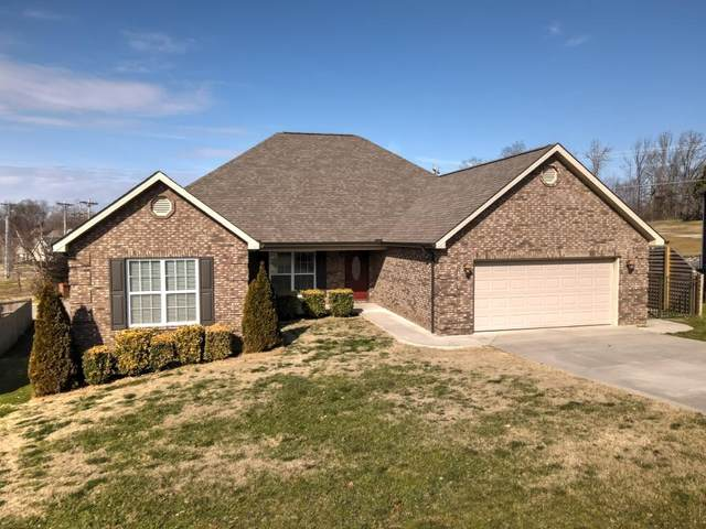 1604 Erin Drive, Maryville, TN 37803 (#1142764) :: Tennessee Elite Realty