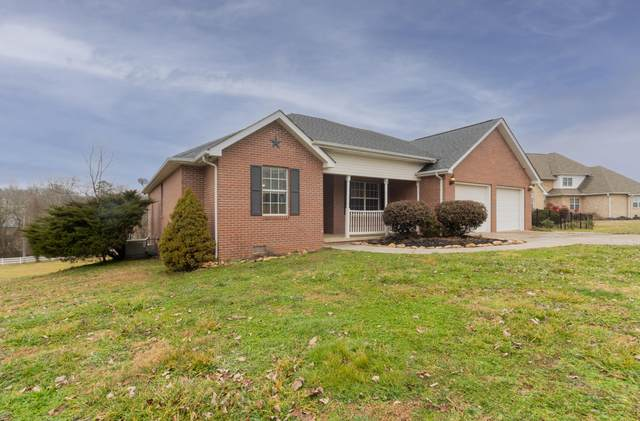 348 Front Runner Lane, Seymour, TN 37865 (#1142923) :: Tennessee Elite Realty
