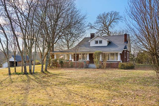 3515 NW Georgetown Rd, Cleveland, TN 37312 (#1143037) :: Realty Executives Associates