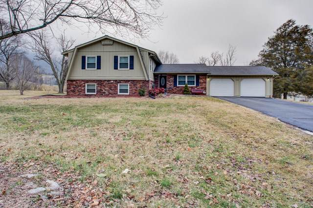 326 Foothills Drive, LaFollette, TN 37766 (#1143100) :: Catrina Foster Group