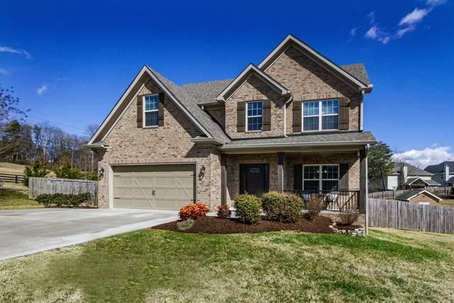 1174 Gray Eagle Lane, Knoxville, TN 37932 (#1143235) :: Adam Wilson Realty