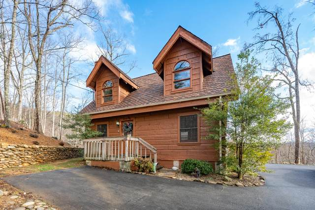 717 Upper Windsor Way, Gatlinburg, TN 37738 (#1143246) :: Catrina Foster Group