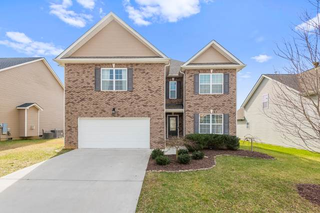 2459 Clinging Vine Lane, Knoxville, TN 37931 (#1143295) :: Billy Houston Group