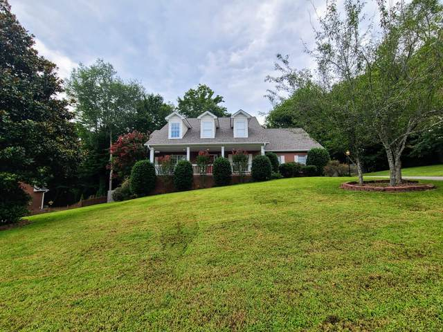 8112 Leclay Drive, Knoxville, TN 37938 (#1143303) :: Billy Houston Group