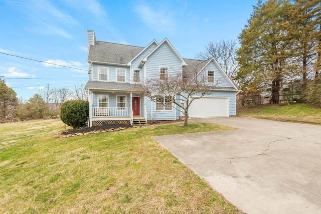 7803 Shoffner Lane, Knoxville, TN 37938 (#1143305) :: Catrina Foster Group