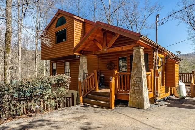 1316 Pine Tr, Sevierville, TN 37876 (#1143337) :: Adam Wilson Realty