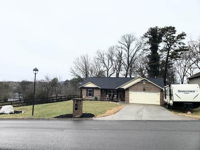 1723 Maplestone Lane, Knoxville, TN 37918 (#1143387) :: Catrina Foster Group
