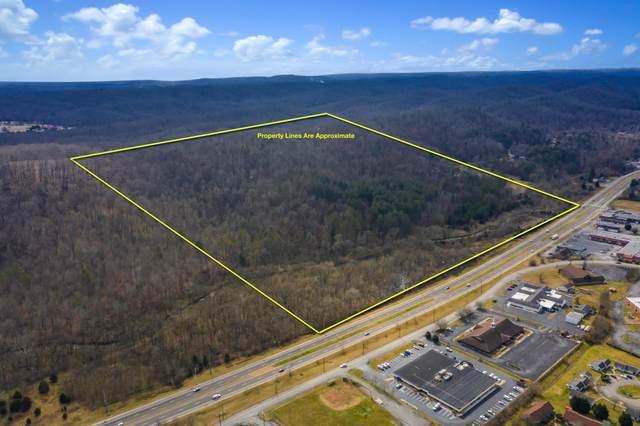 Lot #456 Oak Ridge Turnpike, Oak Ridge, TN 37830 (#1143395) :: Billy Houston Group
