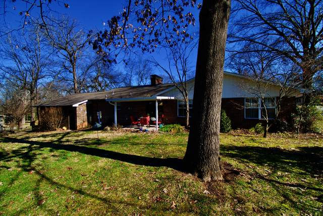 2318 Chesterfield Drive, Maryville, TN 37803 (#1143439) :: Billy Houston Group