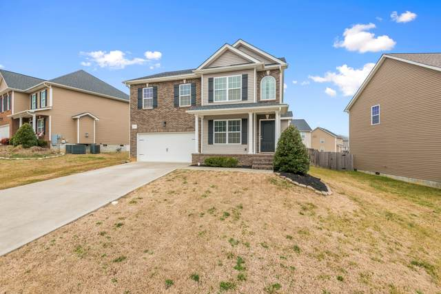 1911 Mahogany Wood Tr, Knoxville, TN 37920 (#1143463) :: Tennessee Elite Realty