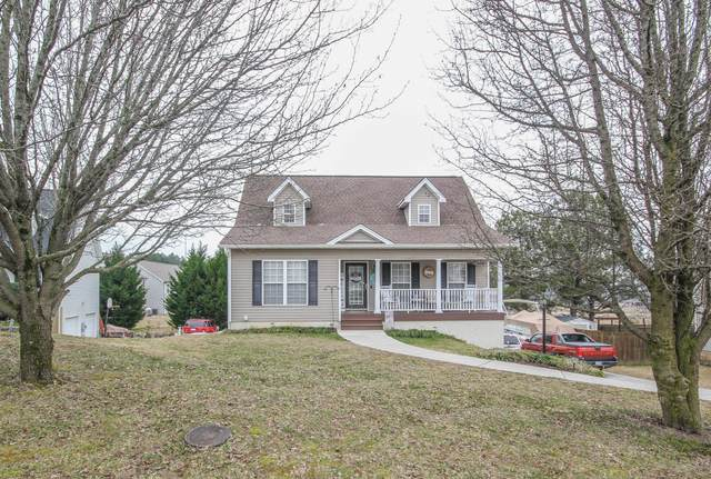 1158 NE Clint Drive, Cleveland, TN 37312 (#1143495) :: Tennessee Elite Realty