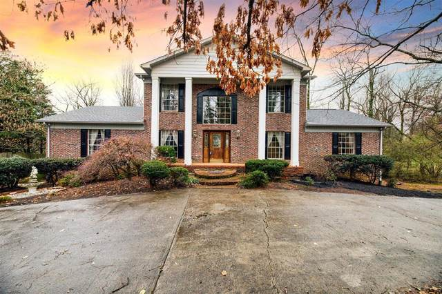 12824 Peach View Drive, Knoxville, TN 37922 (#1143502) :: A+ Team