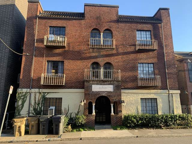 614 W Hill Ave Apt 2, Knoxville, TN 37902 (#1143553) :: Billy Houston Group