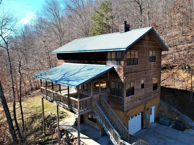 1738 Mountain Shores Rd, New Tazewell, TN 37825 (#1143580) :: Billy Houston Group
