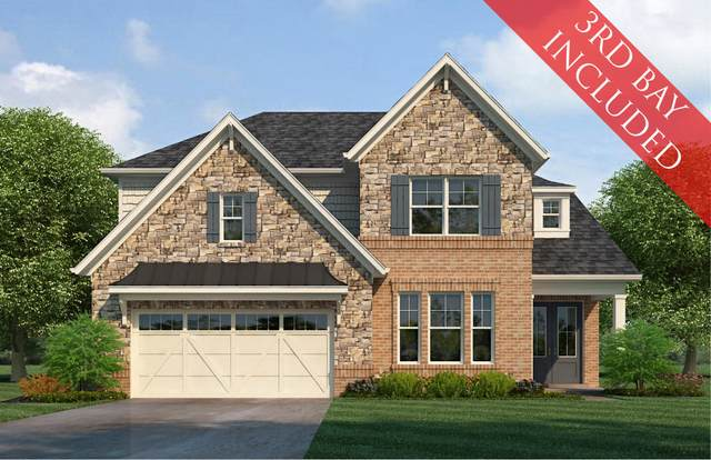 Lot 53 Justice Valley St, Knoxville, TN 37934 (#1143581) :: Realty Executives Associates