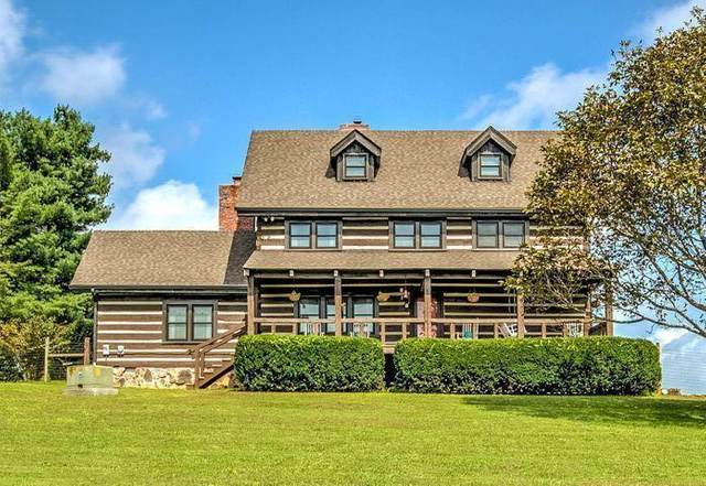 162 Smith Rd, Corryton, TN 37721 (#1143731) :: Shannon Foster Boline Group
