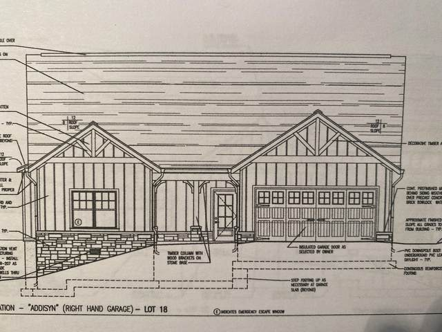 529 Simmons View Drive #18, Seymour, TN 37865 (#1143746) :: Cindy Kraus Group | Realty Executives Associates