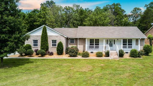2129 Carpenters Campground Rd, Maryville, TN 37803 (#1143752) :: Billy Houston Group