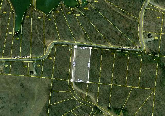 Bald Knob Rd, Spencer, TN 38585 (#1143792) :: Billy Houston Group