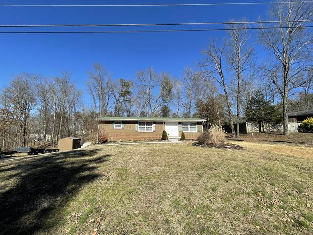 402 NW Seminole Drive, Cleveland, TN 37312 (#1143833) :: Shannon Foster Boline Group