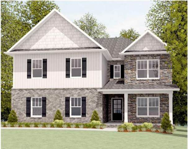 127 Mistletoeberry Road Lot 413, Oak Ridge, TN 37830 (#1143900) :: Realty Executives Associates