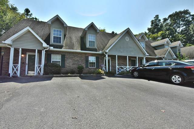 3926 Valley Creek Way #3, Knoxville, TN 37918 (#1143903) :: Catrina Foster Group