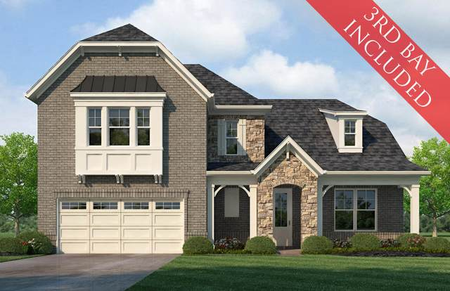 Lot 174 English Ivy Lane, Knoxville, TN 37932 (#1144017) :: Billy Houston Group
