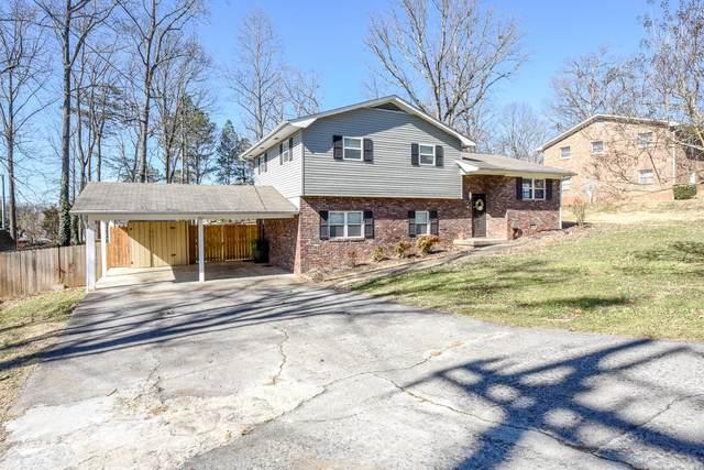 501 Sherwood Drive, Maryville, TN 37801 (#1144107) :: Adam Wilson Realty