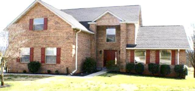 824 Royal View Drive, Maryville, TN 37801 (#1144149) :: Adam Wilson Realty