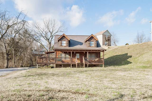 530 Sunset St, Pigeon Forge, TN 37863 (#1144151) :: Adam Wilson Realty