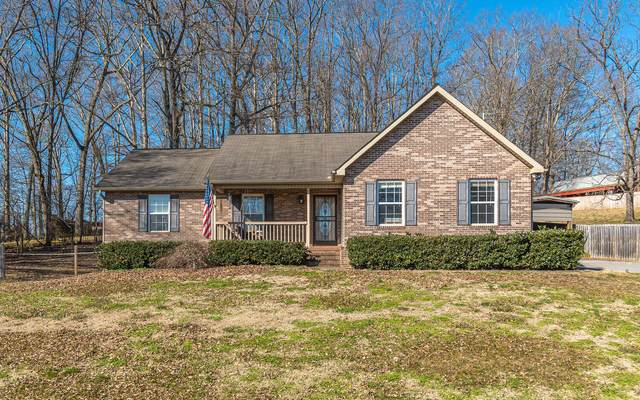 7821 Hill Rd, Knoxville, TN 37938 (#1144166) :: Realty Executives Associates