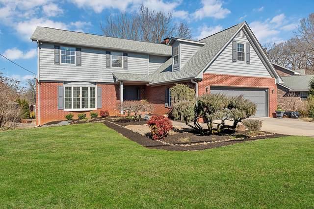 1341 Farrington Drive, Knoxville, TN 37923 (#1144194) :: Realty Executives Associates