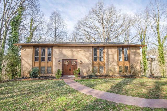 1311 Smoky Mountain View Drive, Seymour, TN 37865 (#1144288) :: Shannon Foster Boline Group